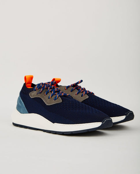 FILLING PIECES CONDOR 2.0 SNEAKER- NAVY BLUE