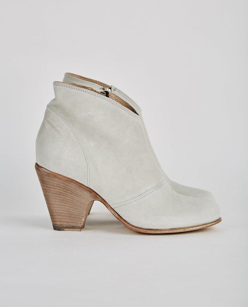 FIORENTINI+BAKER-CONDOR OFF WHITE BOOTIE-Women Boots-{option1]