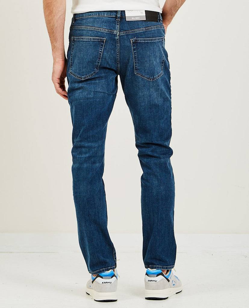 DL1961-Cooper Jean Assemble-Men Slim-{option1]