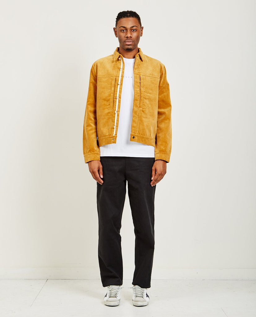 FUTUR-COR FIELD JACKET-Men Coats + Jackets-{option1]