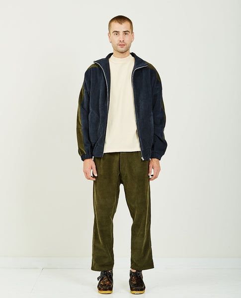 LES TIEN CORDUROY CROP WORKWEAR JACKET