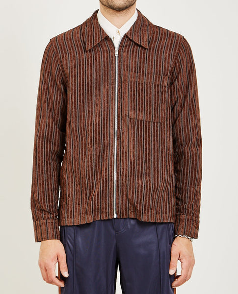 OUR LEGACY CORDUROY DRIP SHIRT