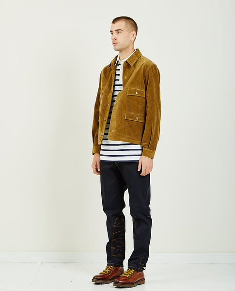 BAND OF OUTSIDERS CORDUROY OVERSHIRT