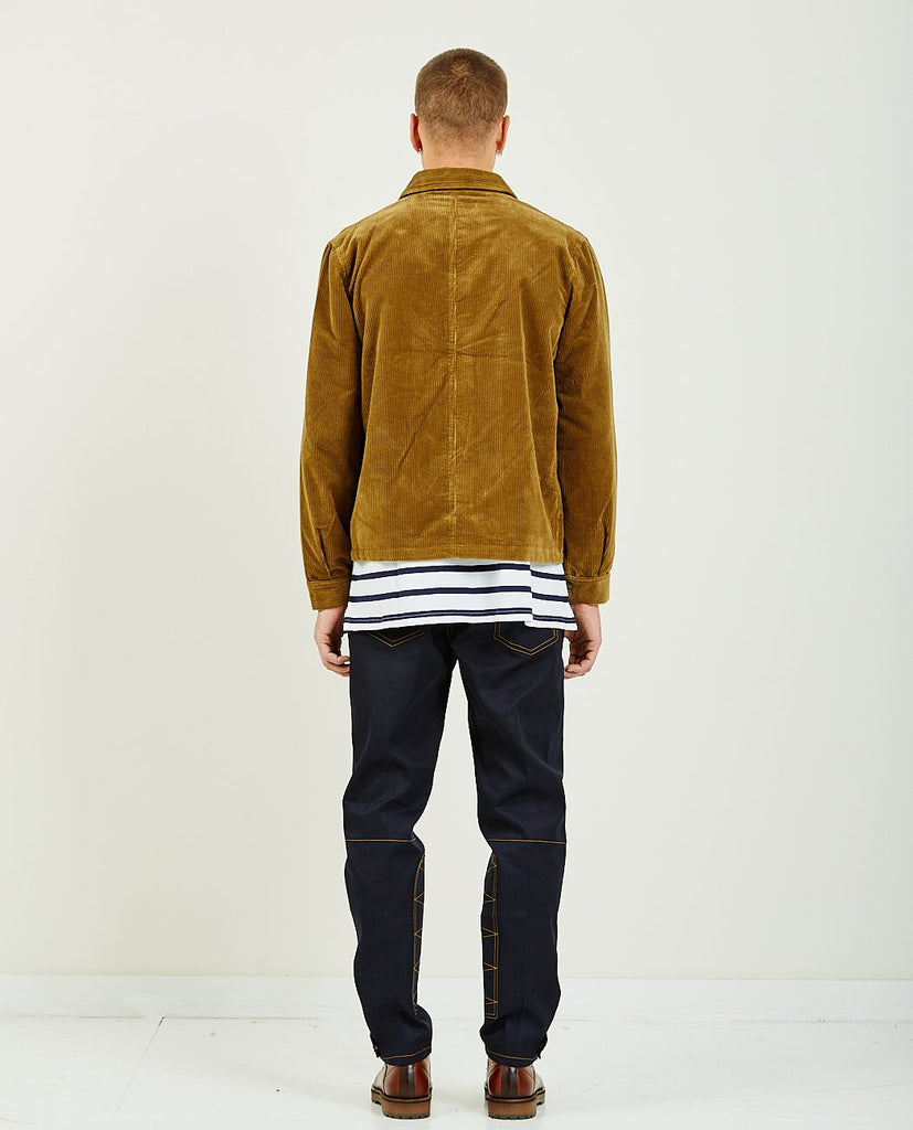 CORDUROY OVERSHIRT-BAND OF OUTSIDERS-American Rag Cie