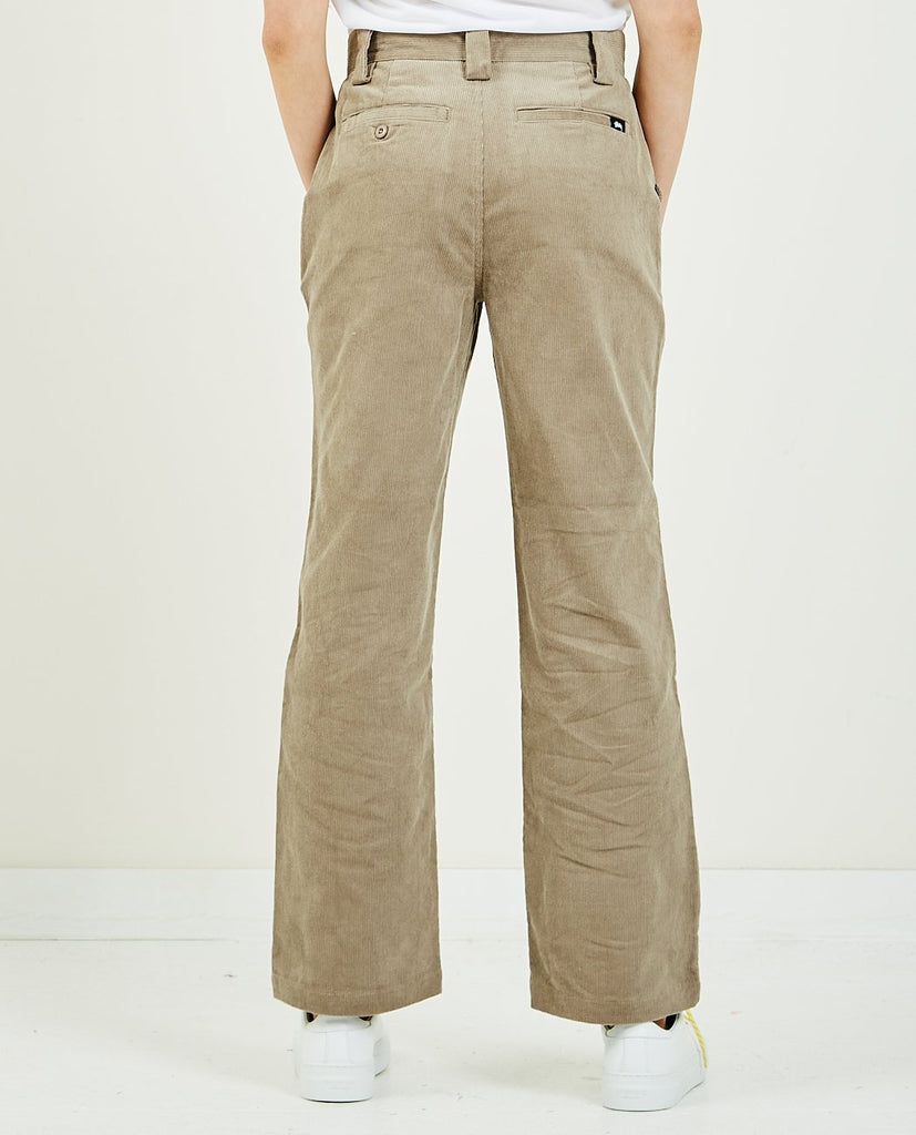 STUSSY-Corduroy Wide Leg Pant-SUMMER20 Women Straight-{option1]