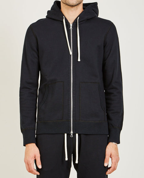 REIGNING CHAMP CORE FULL ZIP HOODIE