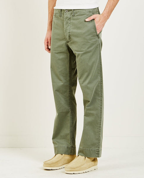 RRL COTTON FIELD CHINO PANT