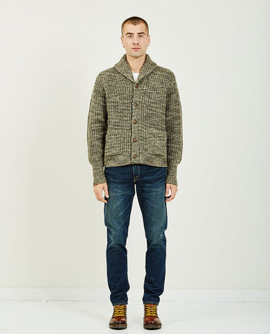 CLOSED SHERPA FLEECE JACKET