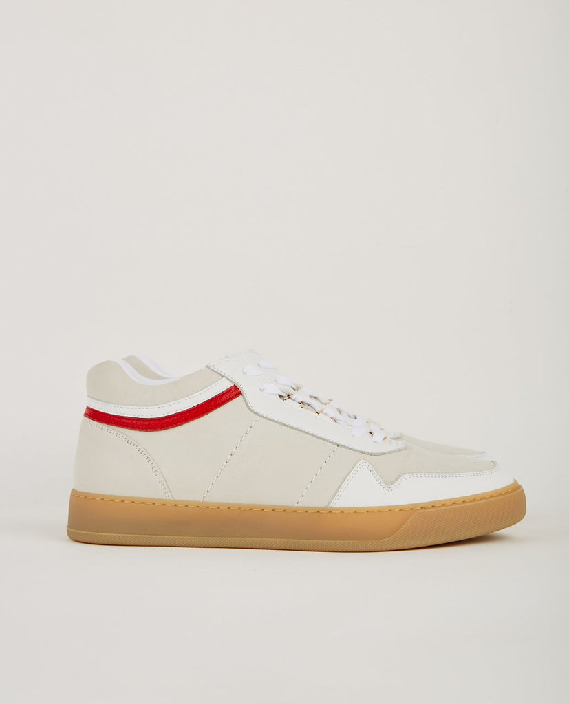 BUSCEMI-COURTSIDE SNEAKER-Men Sneakers + Trainers-{option1]