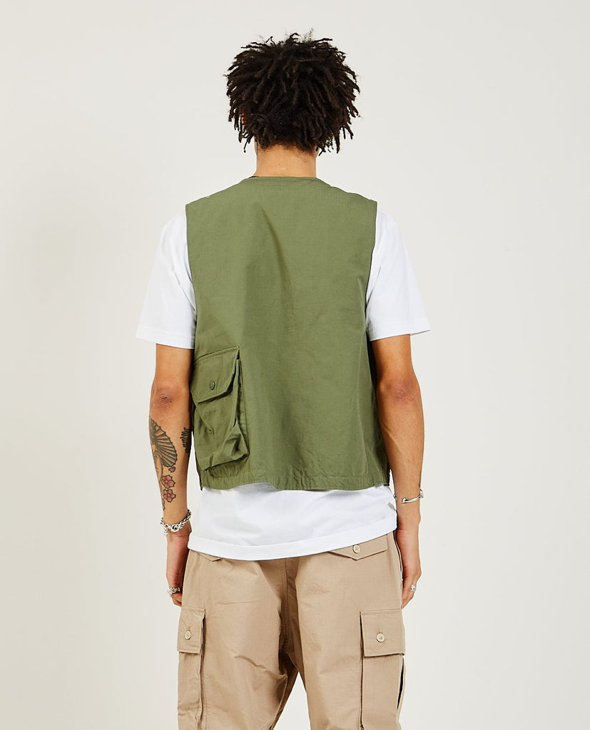 Cover Vest-ENGINEERED GARMENTS-American Rag Cie