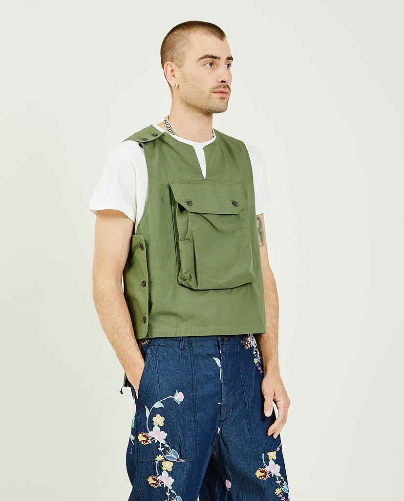 ENGINEERED GARMENTS Cover Vest