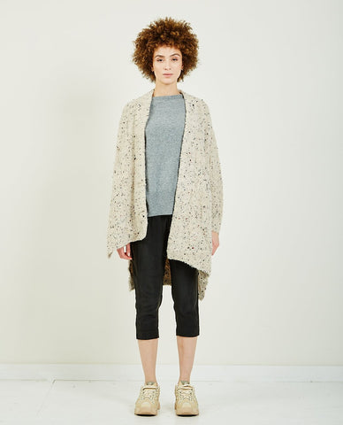 TRIAA COCOON QUILTED COAT