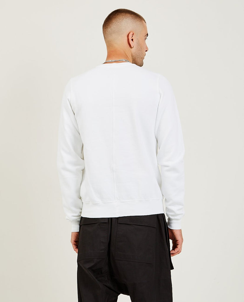 RICK OWENS DRKSHDW-Crewneck Sweatshirt-Men Sweaters + Sweatshirts-{option1]