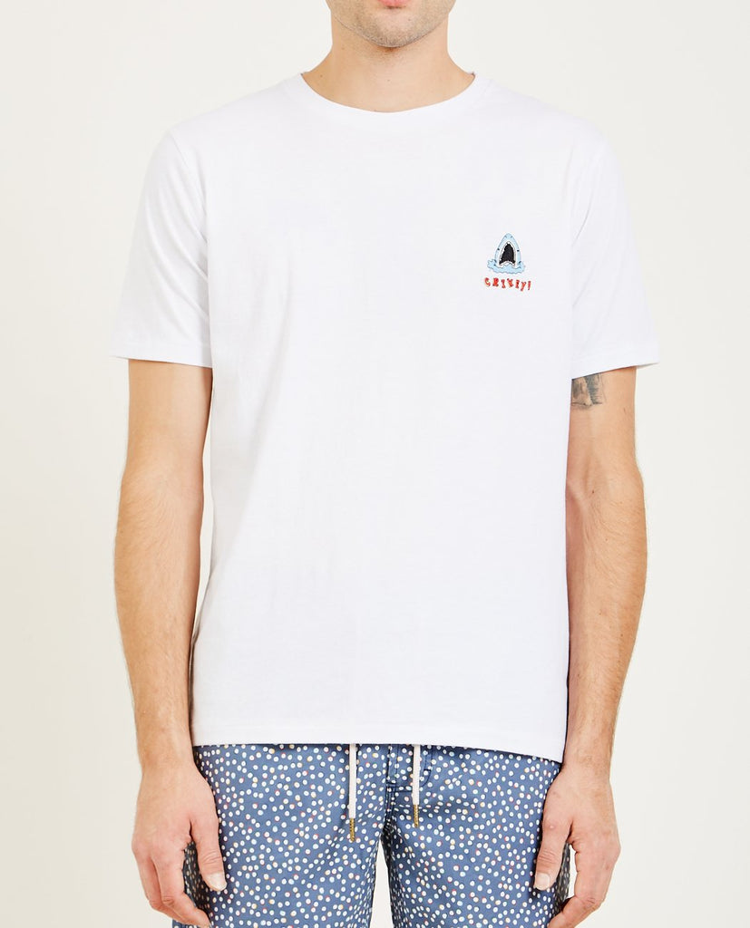 BARNEY COOLS-CRIKEY TEE-Men Tees + Tanks-{option1]