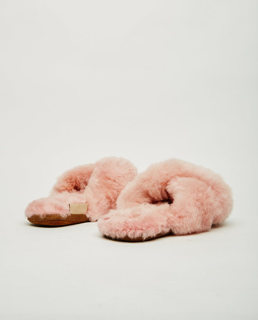 Criss Cross Slippers-ARIANA BOHLING-American Rag Cie