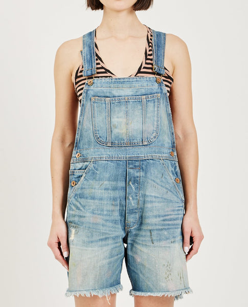 NSF CRYSTAL SHORT OVERALL