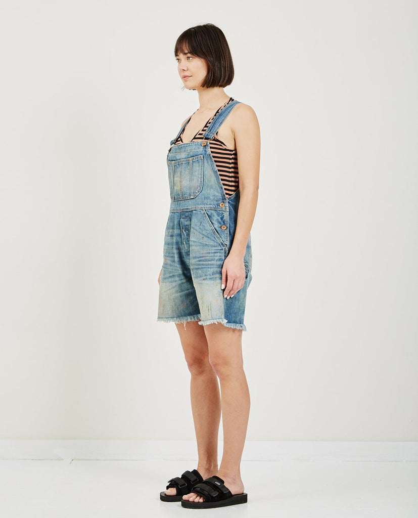 NSF-CRYSTAL SHORT OVERALL-All-In-One-{option1]