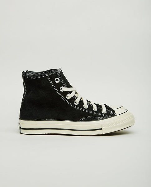 CONVERSE CTAS '70 HIGH TOP BLACK SUEDE