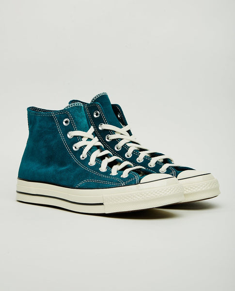CONVERSE CTAS '70 HIGH TOP NAVY SUEDE