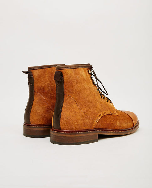 SHOE THE BEAR Curtis Suede Boot