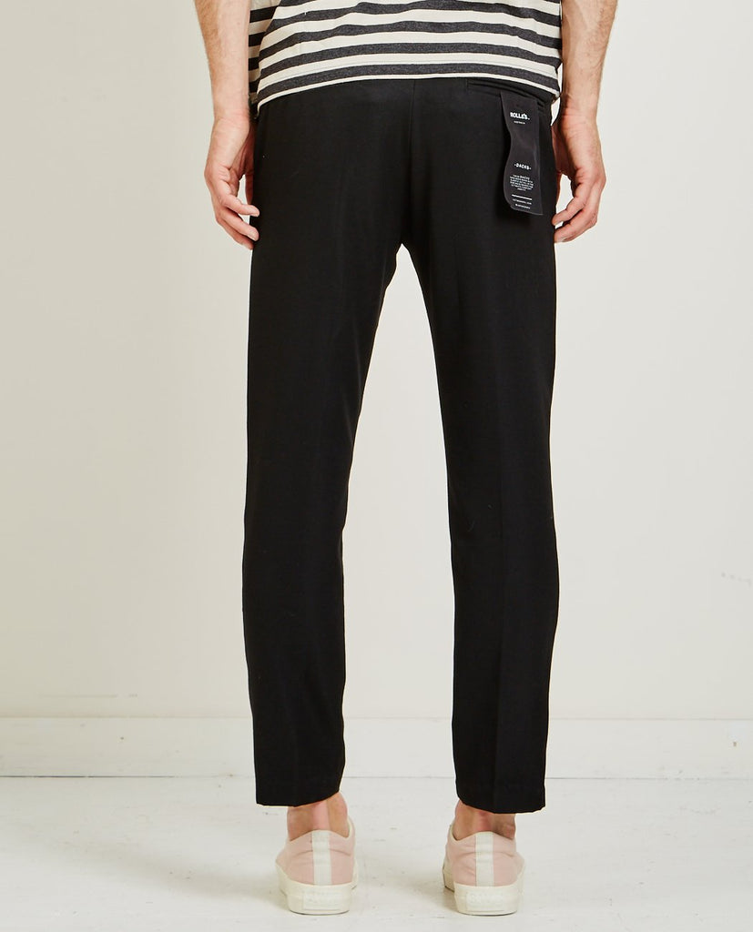 ROLLA'S-DACKS PANT BLACK-Men Pants-{option1]