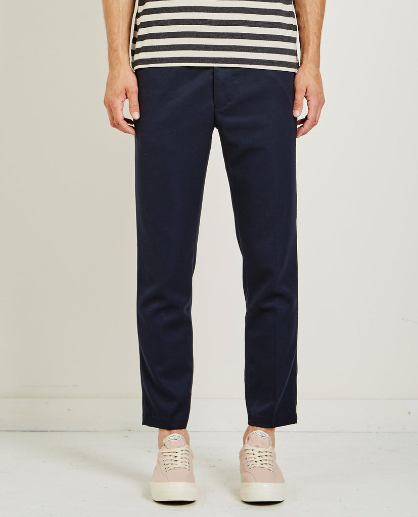 ROLLA'S-DACKS PANT NAVY-Men Pants-{option1]