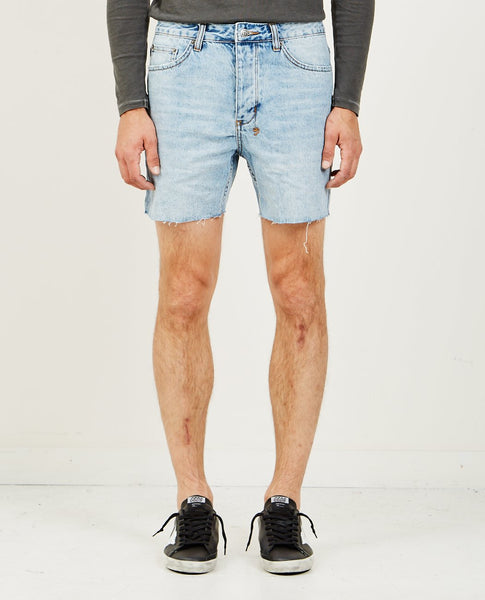 KSUBI DAGGER DAN SHORT UNDERRATED BLUE