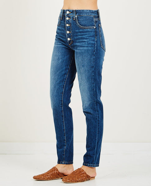 JOE'S JEANS DANIELLE HIGH RISE VINTAGE STRAIGHT MEDIUM