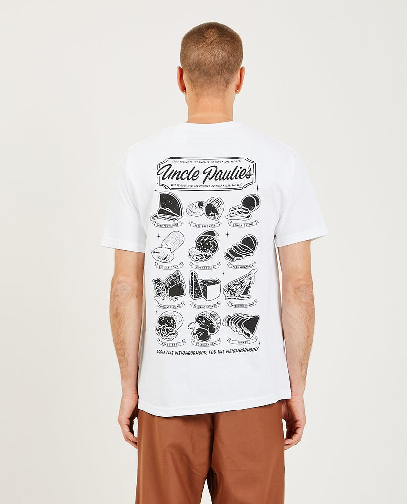 UNCLE PAULIE'S DELI-Deli Case Tee White-Men Tees + Tanks-{option1]