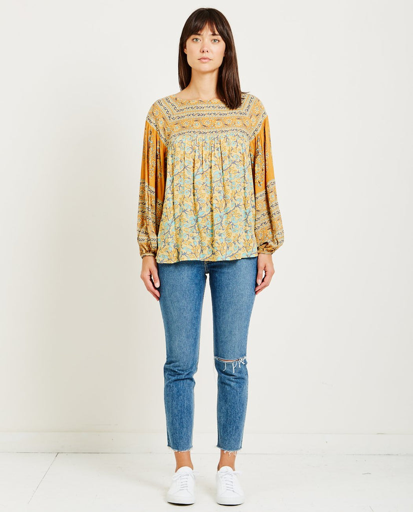 SPELL & THE GYPSY-DELIRIUM BLOUSE-Blouses-{option1]