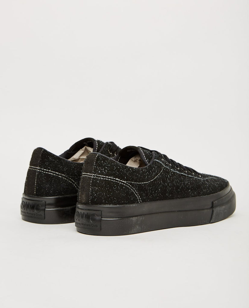 S.W.C.-DELLOW LOW HAIRY SUEDE-Men Sneakers + Trainers-{option1]