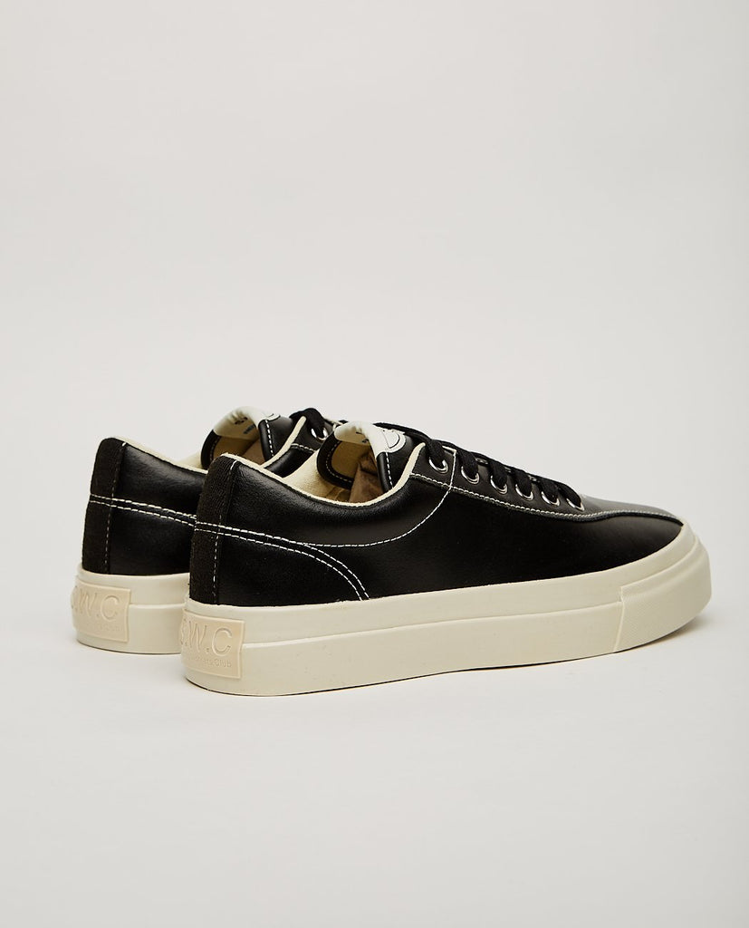 S.W.C.-DELLOW LOW LEATHER-Men Sneakers + Trainers-{option1]