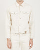 DENIM JACKET NATURAL SEED-NAKED & FAMOUS-American Rag Cie