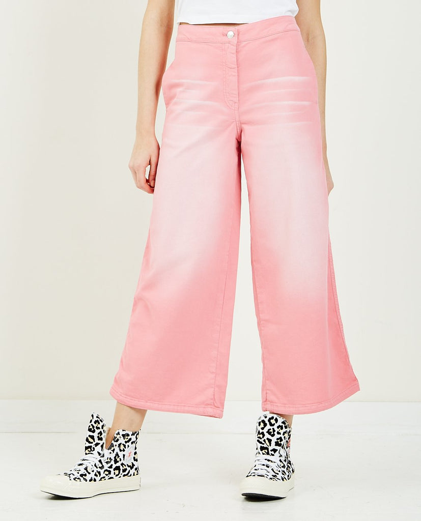 KENZO-Denim Jeans-Women Pants-{option1]