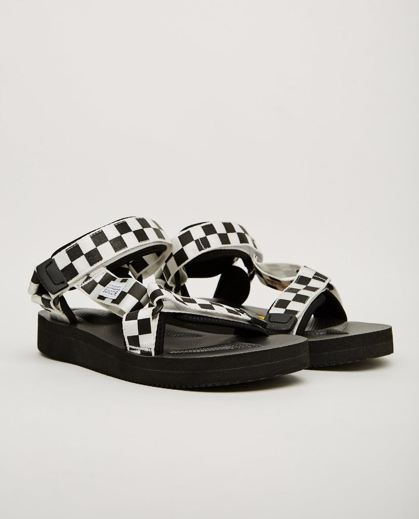 SUICOKE-Depa-V2 Check-Women Sandals-{option1]