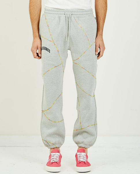 PLEASURES DESTROYER CONTRAST SWEATPANT