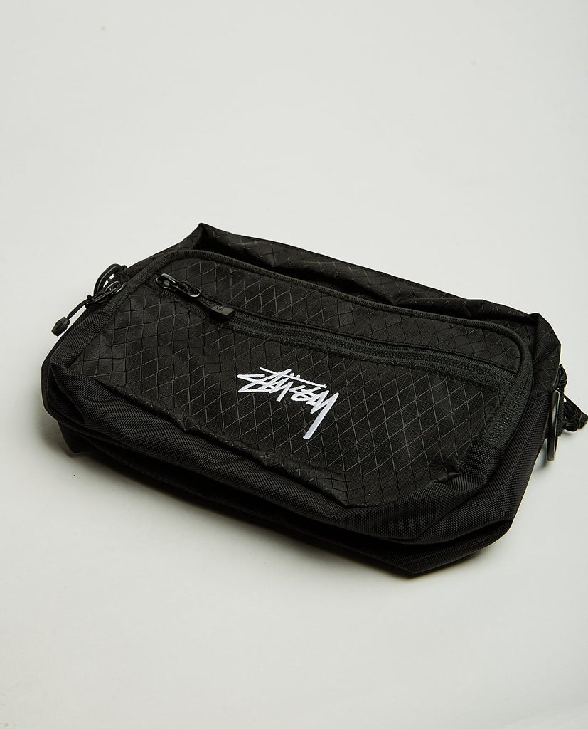 STUSSY-DIAMOND RIPSTOP SHOULDER BAG-Men Bags-{option1]