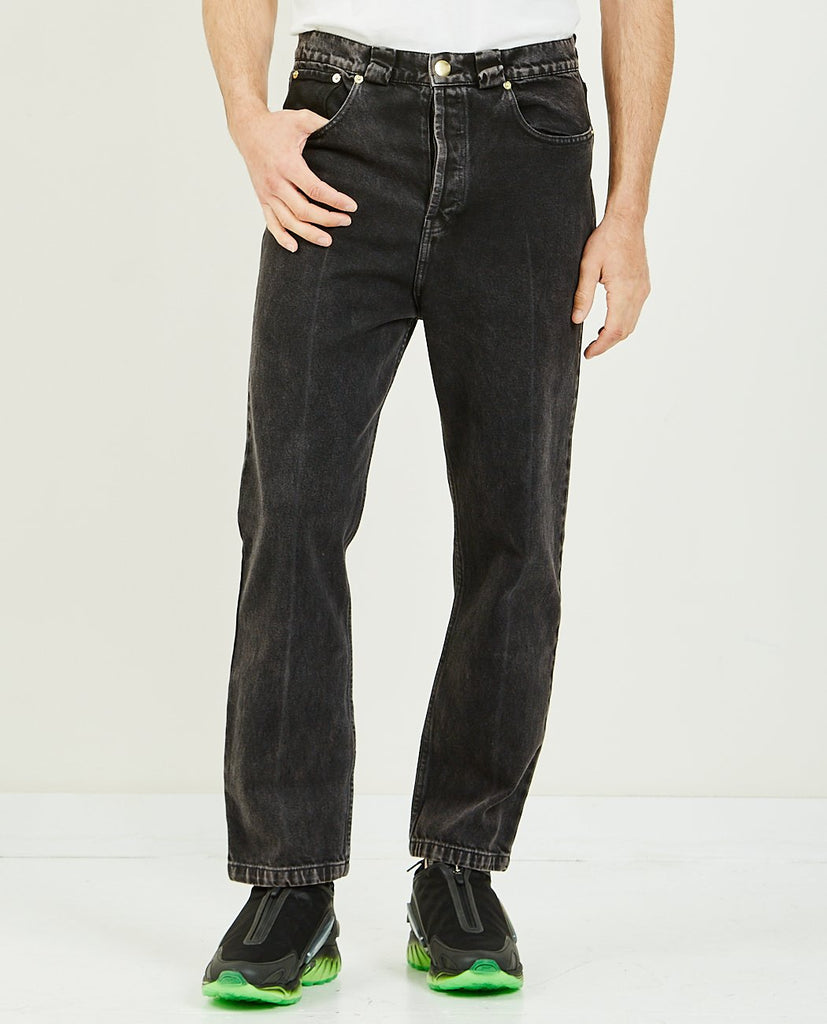 WILLY CHAVARRIA-Dirty Willy Jeans-Men Straight-{option1]