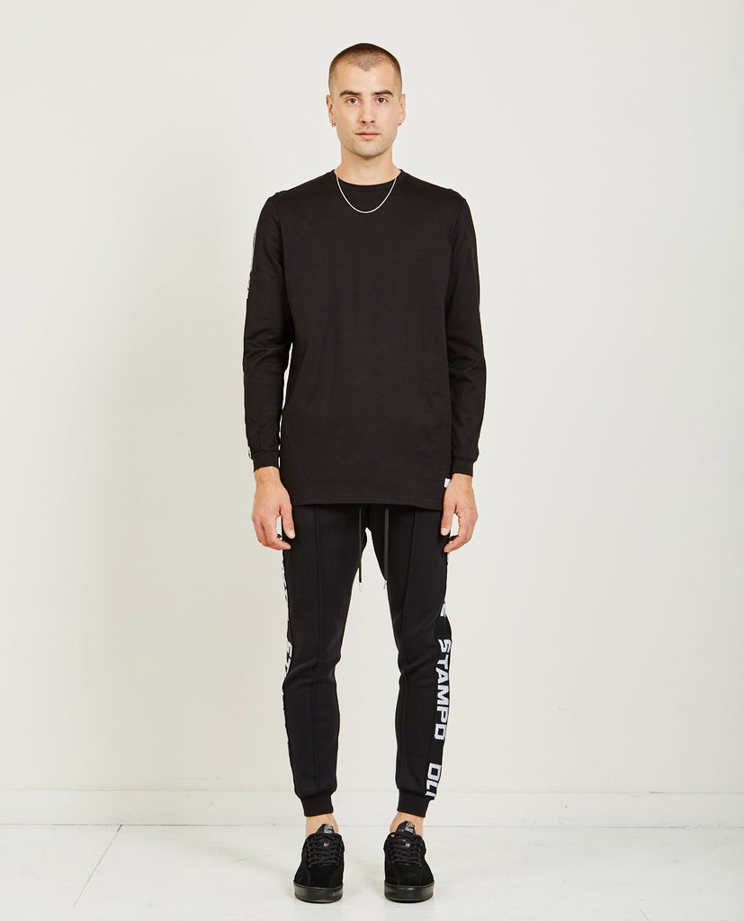 STAMPD DLMTS LONG SLEEVE TEE