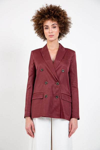 OPENING CEREMONY DOUBLE BREASTED BLAZER