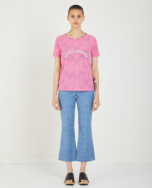 OPENING CEREMONY DOUBLE LAYER TEE
