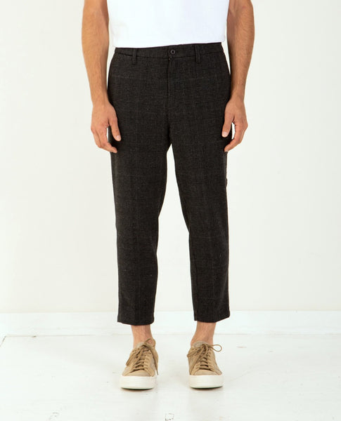 BANKS JOURNAL Downtown Check Pant