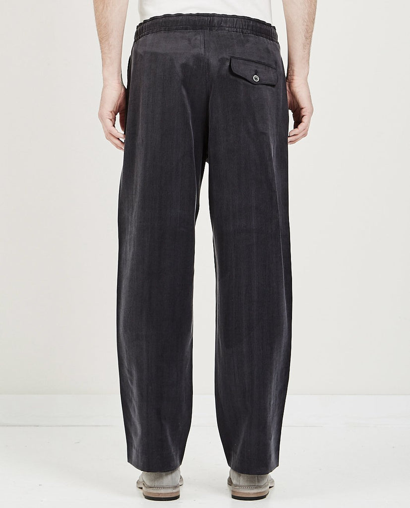 DRAPE TROUSERS VINTAGE BLUE-OUR LEGACY-American Rag Cie