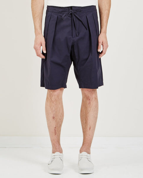 MONITALY DROP CROTCH SHORTS