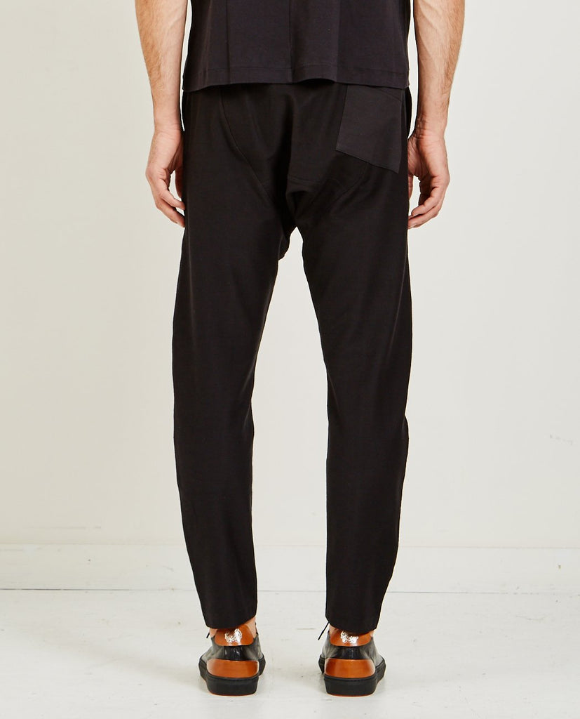 GREI NEW YORK-DROP RISE SWEATPANT-Men Pants-{option1]