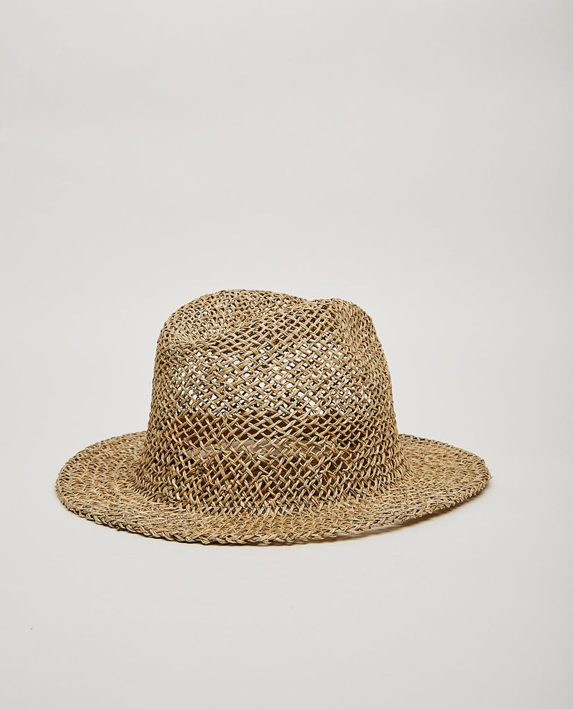 BRIXTON-DUNNS FEDORA TAN-Women Hats & Scarves-{option1]