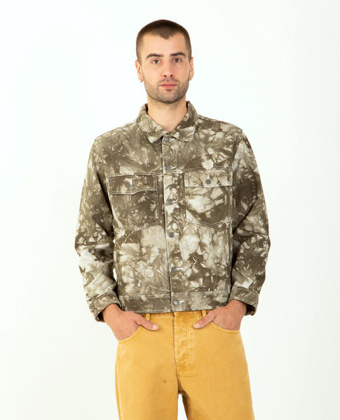 STUSSY Dyed Ranch Jacket