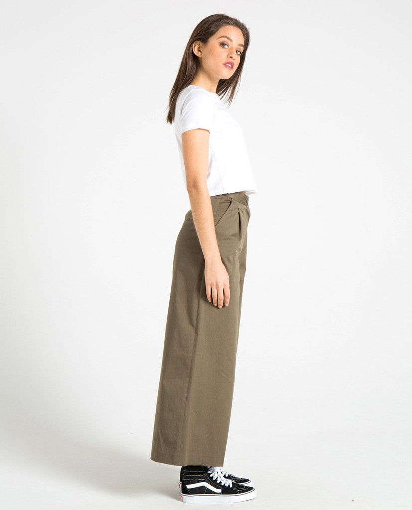 EA COTTON STRETCH CULOTTES-NORSE PROJECTS-American Rag Cie