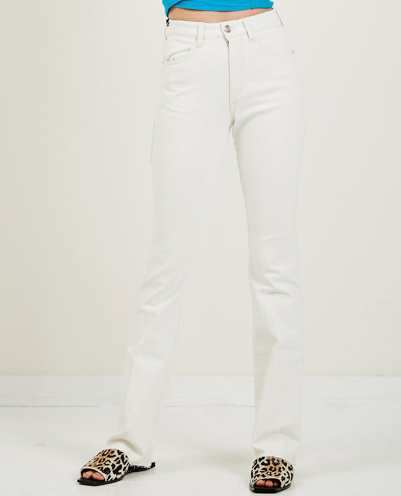 SPRWMN-Earhart Micro Flare Jean Raw Hem-Women Straight-{option1]