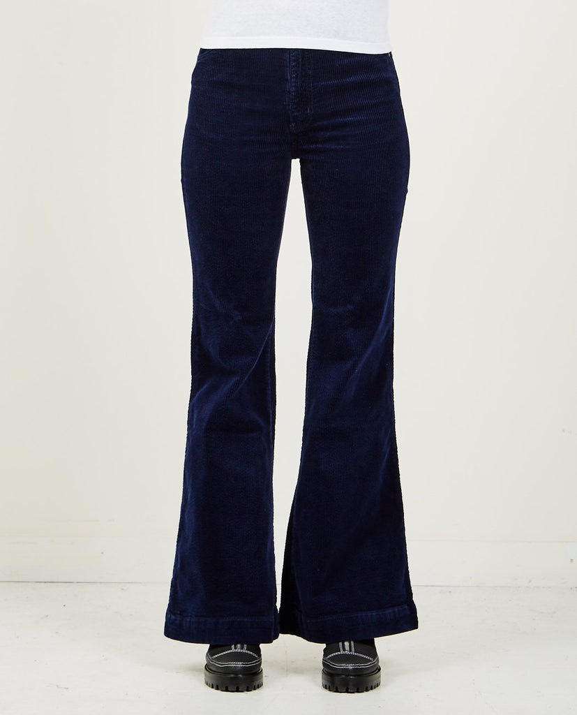 ROLLA'S-EAST COAST FLARE MIDNIGHT CORD-Women Bootcut-{option1]